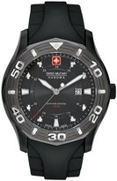 Swiss Military Hanowa Men's Oceanic 06-4170-13-007 Rubber Swiss Quartz Watch