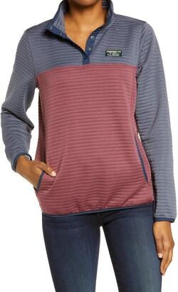 L.L. Bean Airlight Regular Fit Pullover