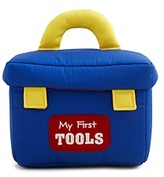 Gund Infant Boys' My First Toolbox Playset - Ages 0+