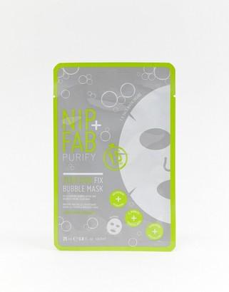 Nip + Fab Nip+Fab Teen Skin Fix Bubble Sheet Mask-No Colour
