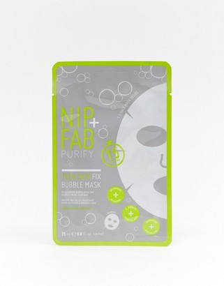 Nip + Fab Nip+Fab Teen Skin Fix Bubble Sheet Mask