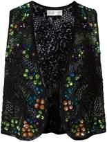 Faith Connexion embellished waistcoat