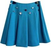 VIVETTA Turquoise Skirt for Women