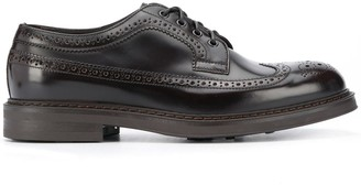 Doucal's Lace-Up Leather Brogues