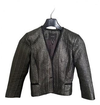Isabel Marant Silver Synthetic Jackets