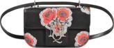 Alexander McQueen Insignia Poppies Acrossbody bag