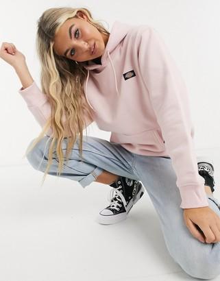 Dickies Oklahoma hoodie in light pink