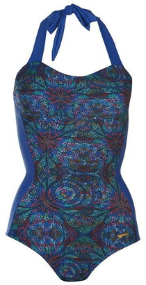 Slazenger Halter Swimsuit Ladies