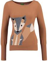 Benetton Jumper camel