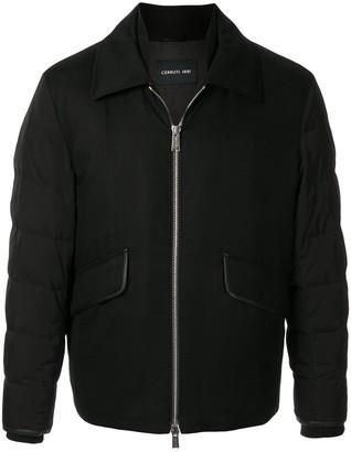 Cerruti Padded Sleeve Lightweight Jacket