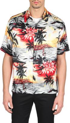 Laneus Hawaii Short Sleeve Shirt