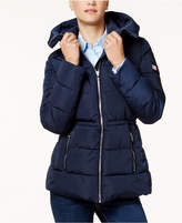 Tommy Hilfiger Hooded Puffer Coat