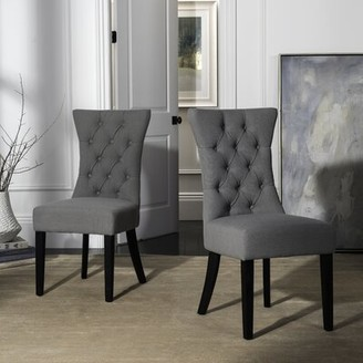 Jacobs Upholstered Dining Chair Breakwater Bay
