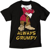"Disney Big Mens Headless ""Always Grumpy"" T Shirt (2XL)"