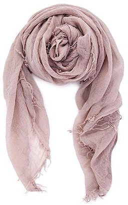 Chan Luu Adobe Rose Cashmere And Silk Scarf