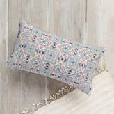 Minted Southwestern Tile. Lumbar Pillow