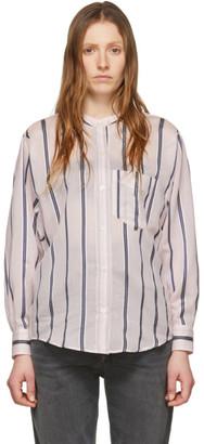 Etoile Isabel Marant Pink Satchell Shirt