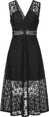 Sandro 3/4 length dresses