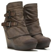 Not Rated Women's Gemini Wedge Bootie