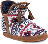Muk Luks Women's Pennley Ankle Boot Slippers