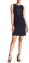 Hobbs London Verena Embellished Sleeveless Dress