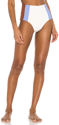 L-Space Portia Girl Classic High Waist Bikini Bottom