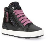 Geox Toddler Girl's Jr. Witty High Top Sneaker