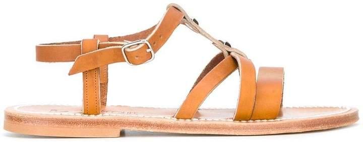 K. Jacques Murcia sandals