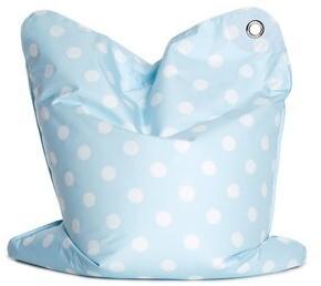 Sitting Bull Fashion Mini Standard Bean Bag Chair & Lounger Body Fabric: Bebe Blue