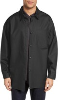 Stutterheim Men's Lerum Relaxed Fit Shirt Jacket
