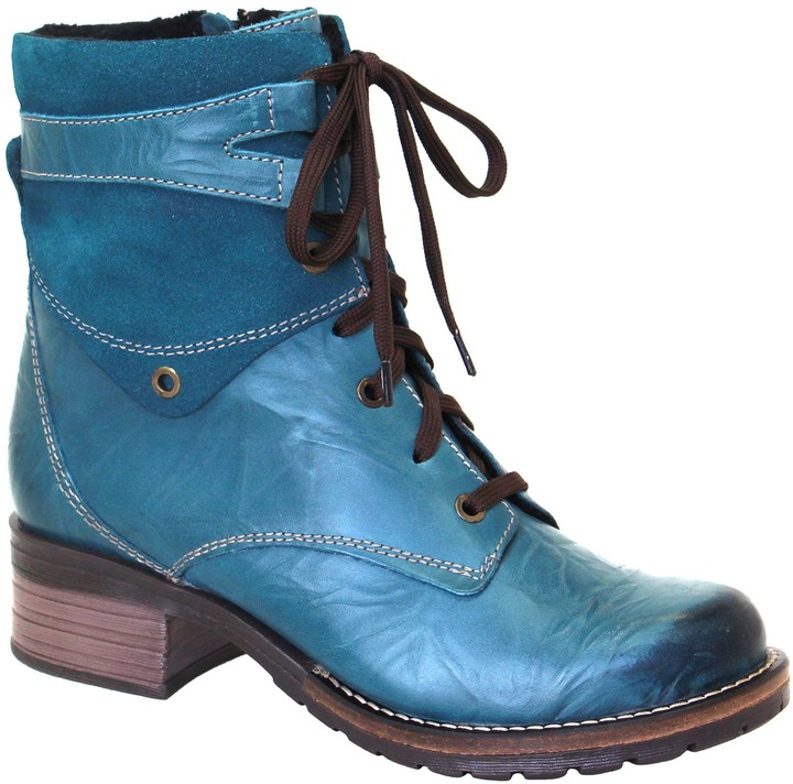 Teal Ankle Boots | Shop the world's