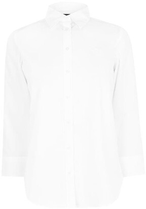 Lauren Ralph Lauren Gwenno three quarter Sleeve Shirt