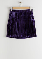 Thumbnail for your product : And other stories Mini Pencil Skirt