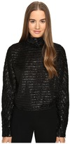 McQ by Alexander McQueen Turtleneck Top Women's Clothing