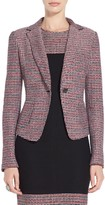 St. John Martinique Tweed Knit Jacket