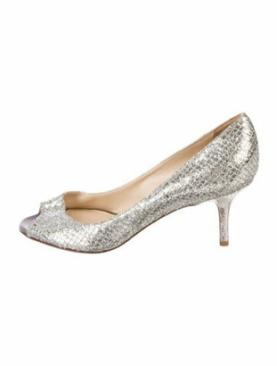 Jimmy Choo Pumps Gold