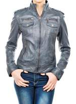 London Craze LondonCraze Women Leather Jacket 54 M