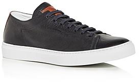 To Boot Men's Ferrara Leather Low-Top Sneakers