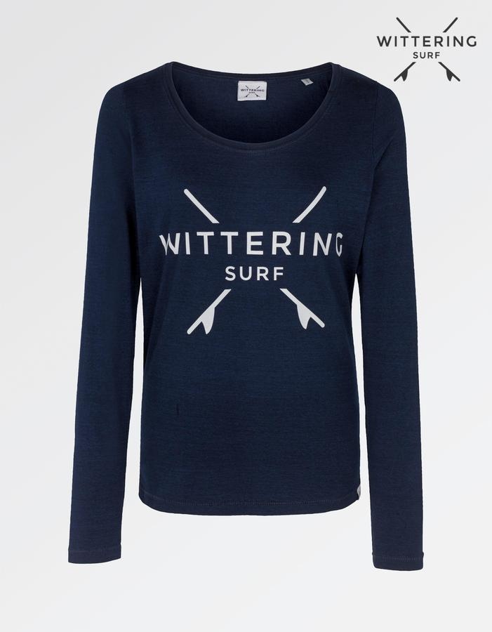 Fat Face Wittering Surf Womens Cove T-Shirt