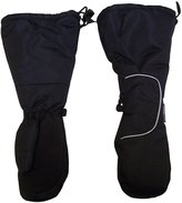 N'Ice Caps Kids Thinsulate Waterproof Velcro Wrap Elbow Length Cuff Mittens