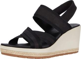 Merrell womens Kaiteri Wedge Strap Sandal