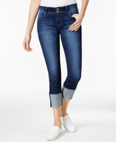 KUT from the Kloth Petite Cameron Straight-Leg Jeans, A Macy's Exclusive