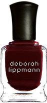 Deborah Lippmann Women's Nail Polish - Single Ladies-Burgundy