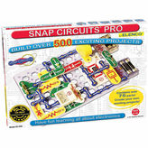 Asstd National Brand Elenco Snap Circuits Pro 500In1