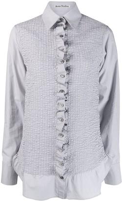 Acne Studios slim-fit shirt