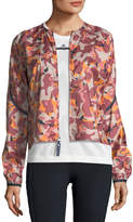 adidas by Stella McCartney Adizero Printed Lightweight Running Jacket