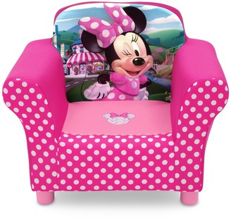 Disney Disney's Minnie Mouse Upholstered Chair by Delta Children
