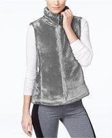Ideology Lux Faux-Fur Vest, Only at Macy's