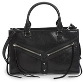 Botkier Leather Top Handle Satchel - Black