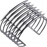 Shaun Leane Grid sterling silver quill cuff